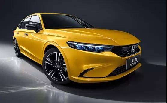 主打运动风,广汽本田Integra型格能否在家轿市场一炮而红?
