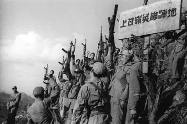 1952年上甘岭大捷,15军一战成名,背后还有一位将军深藏功与名