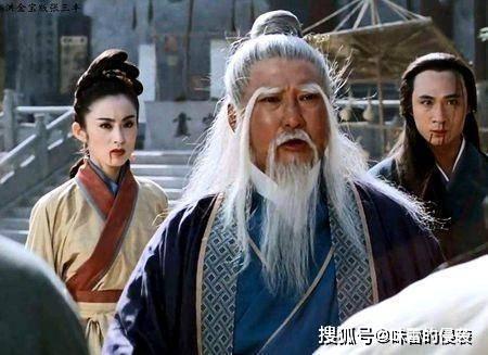 《倚天》中,他是杨过的徒弟,却坦言自己武功不如阳顶天,很奇怪