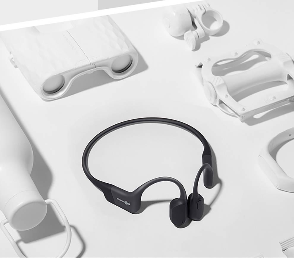 韶音蓝牙耳机:IP67级防水防尘