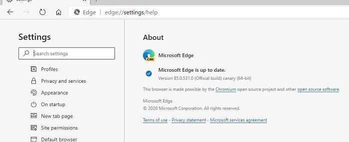浏览提速:微软宣布Edge Canary已支持预加载网页的照片 - 2