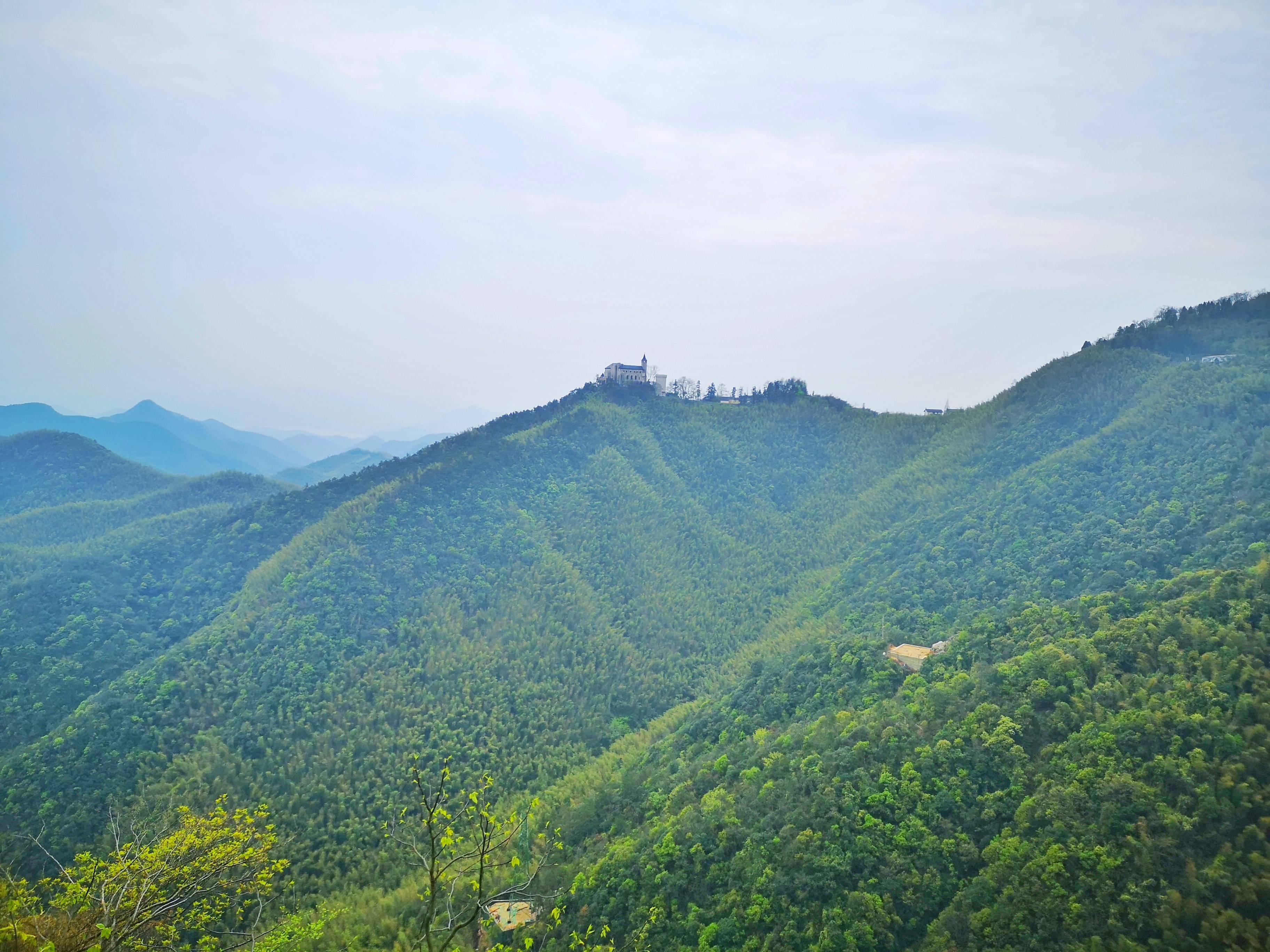 江浙沪最适合度假的地方,居然还是蒋介石和宋美龄的新婚蜜月地!