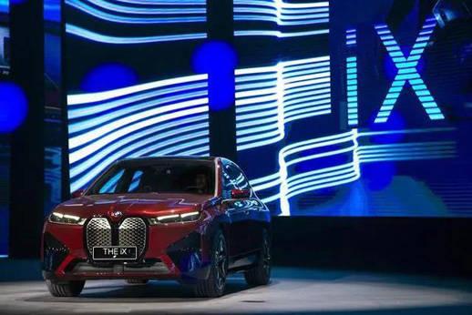 宝马欲借宝马iX突围新能源车 在中国市场已经时不我待