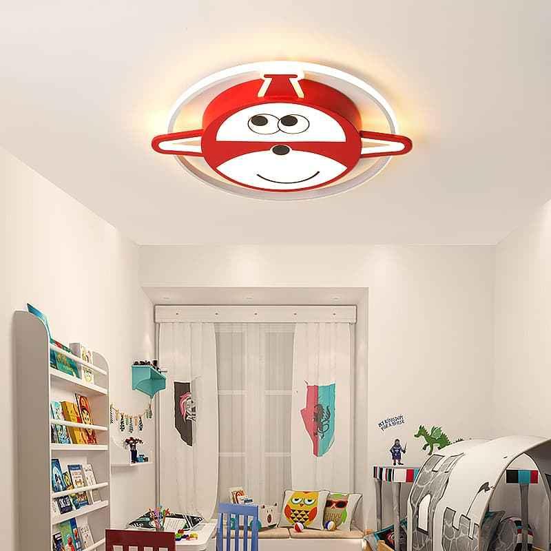 小飞机儿童吸顶灯 04313