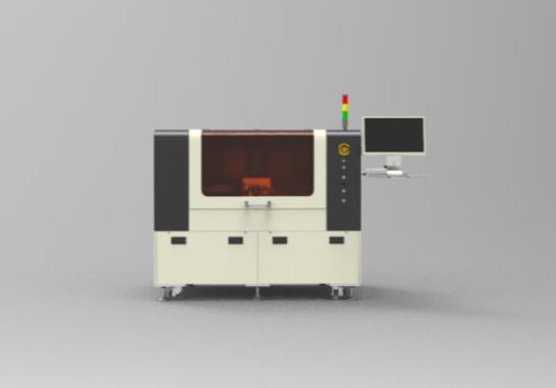 卓兴半导体ASM3603双摆臂交替式固晶机
