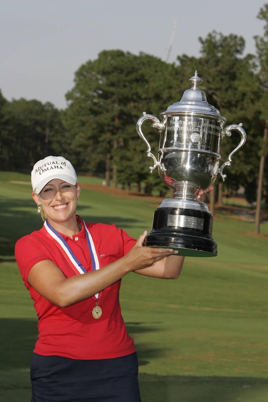 USGA宣布克里斯蒂科尔获得了参加第76届美国女子公开赛资格