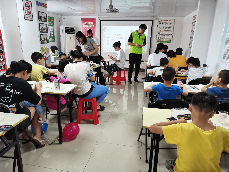 """南宁永宁社区举办""""童心向党 我把党来比母亲""""亲子党史主题教育活动"""