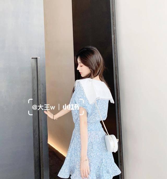 是时候穿裙子了!这5款连衣裙气质又仙气,太美了