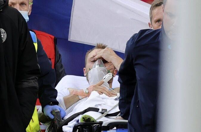 丹麦队医:埃里克森在心脏复苏前 实际上已经是