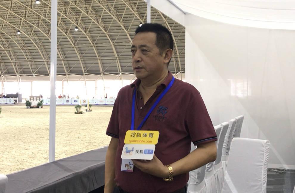 首位奥运马主吴高盼2006世界杯中国在东京创佳绩 希望爱子也能为国争光