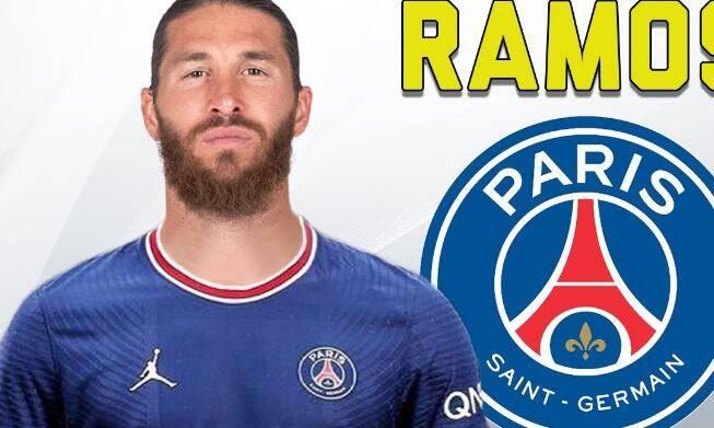 拉莫斯:希望梅西能来巴黎 想和最佳球员之一合作_a8体育主管