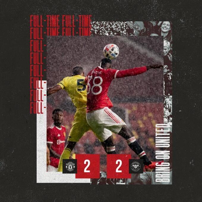 热身赛-佩帝世界波伊兰加破门 曼联2-2布伦特福德