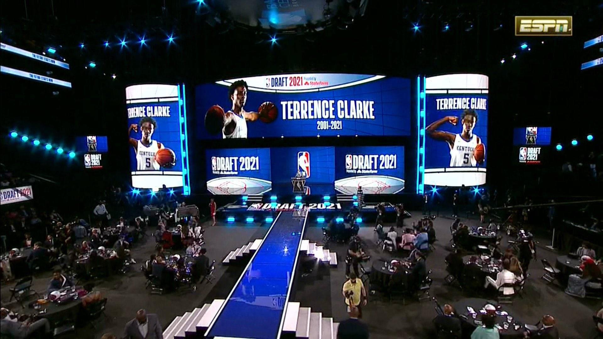 暖心!NBA选中克拉克 肯塔基新人四月份车祸丧生