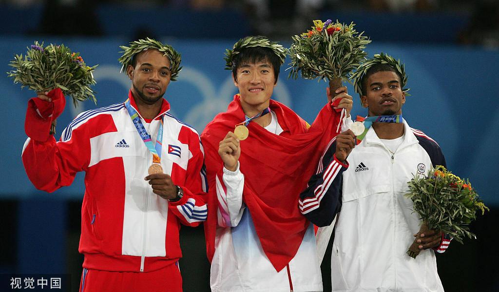 东奥110米栏夺冠成绩为13秒04 刘翔仍是奥运纪录保持者_万博体育官网