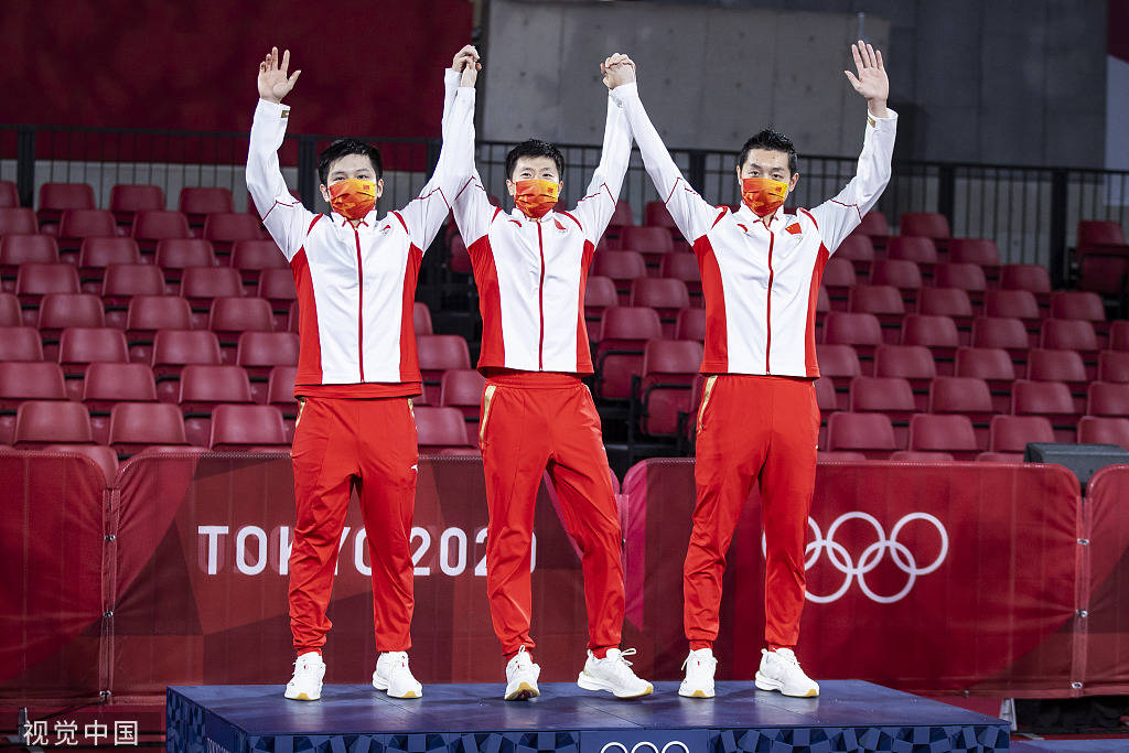 新奥运周期国乒面临挑战 混双仍需努力男队面临交接_东森娱乐主管