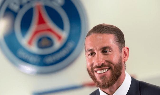 巴黎官方:拉莫斯已投入训练 国家队比赛日后复出