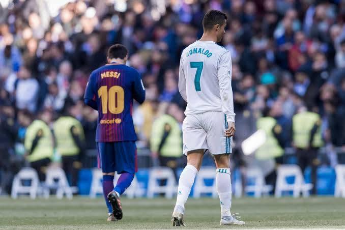 C罗回曼联真因:被梅西去巴黎刺激 想再争欧冠金球