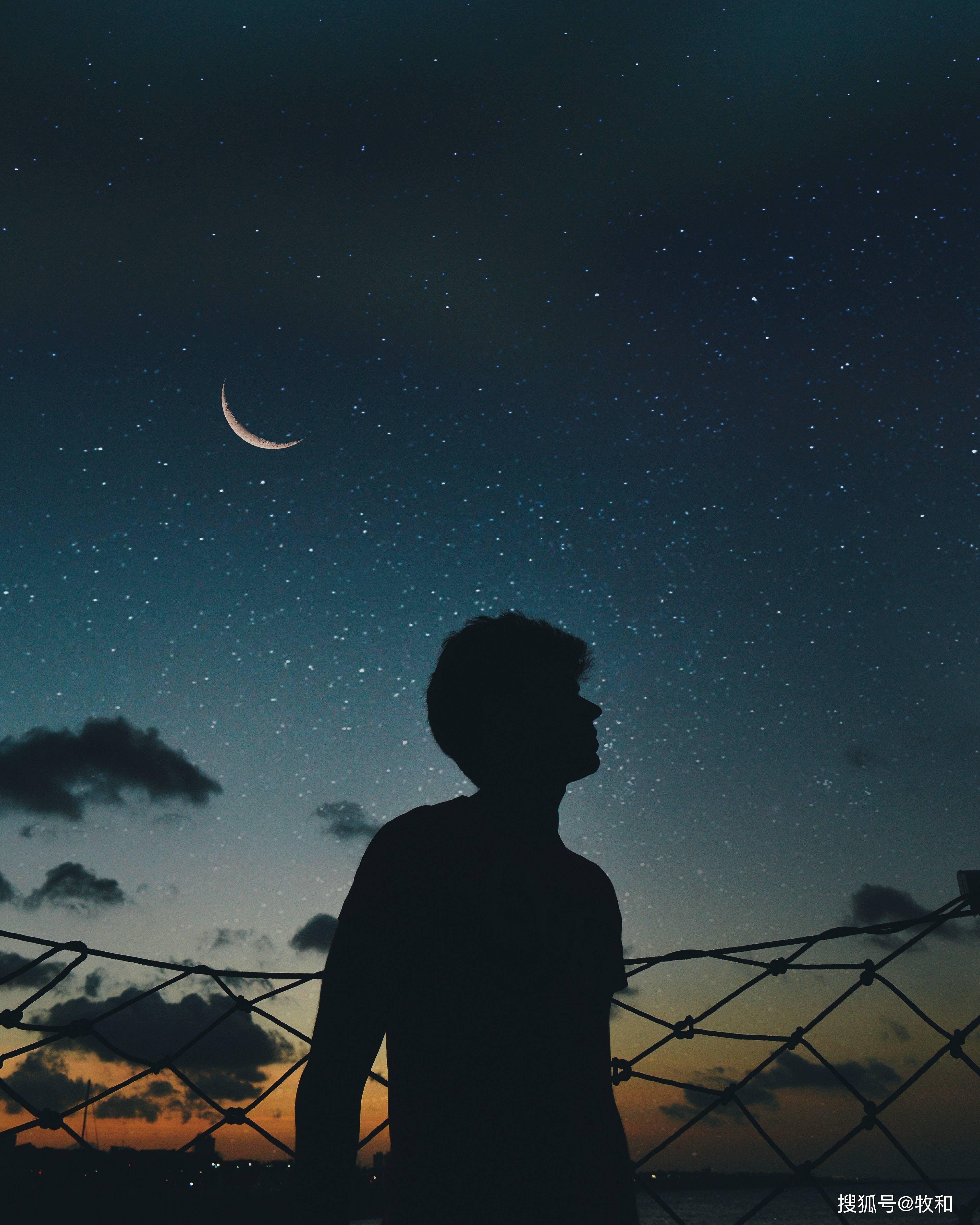 《牧和的诗》——等待黑夜