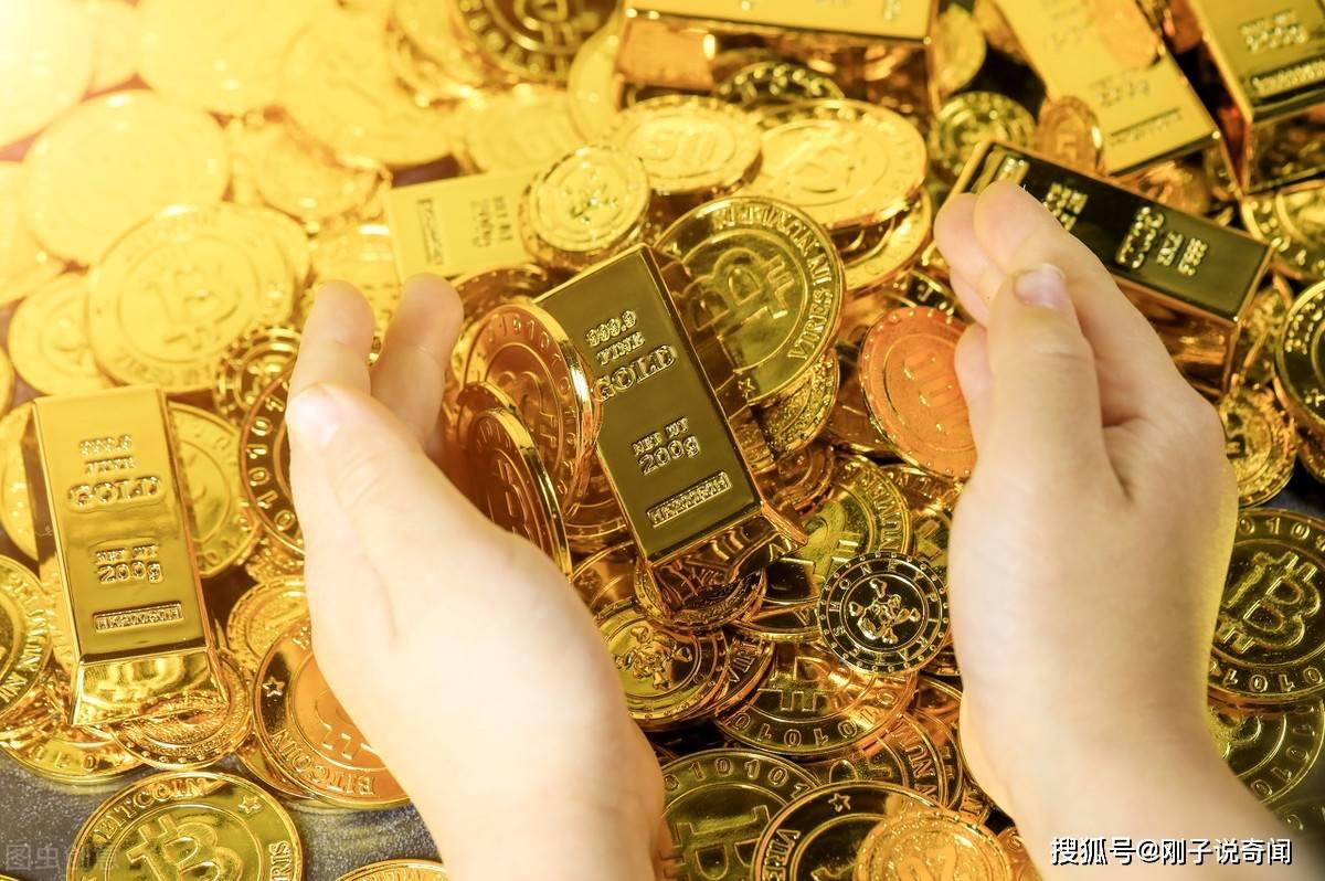 从古至今,黄金都是奢侈和高贵的象征,那它经历了什么呢???