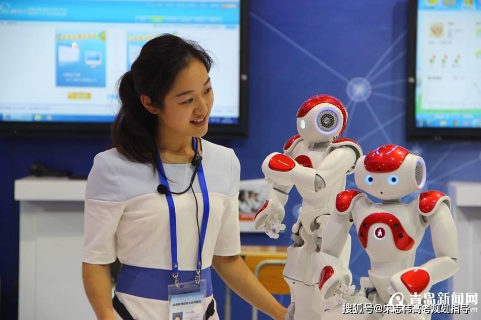 高薪就業廣受熱捧!35所高校建立人工智能專業