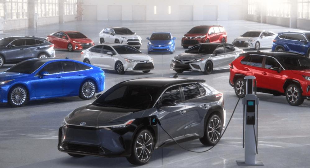 丰田汽车计划建立在美第一家电池厂将于2025年开始投产m39