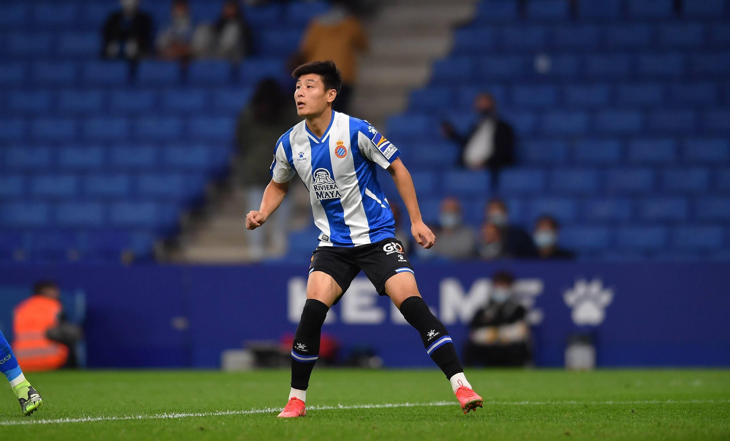 西甲高管:正关注一些中国球员 武磊的表现还不错