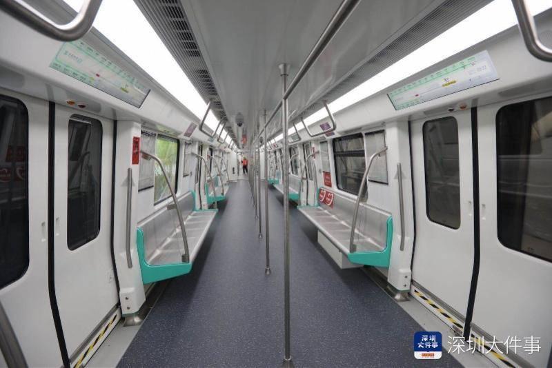深圳地铁6号线计划8月开通运营,可与多线换乘