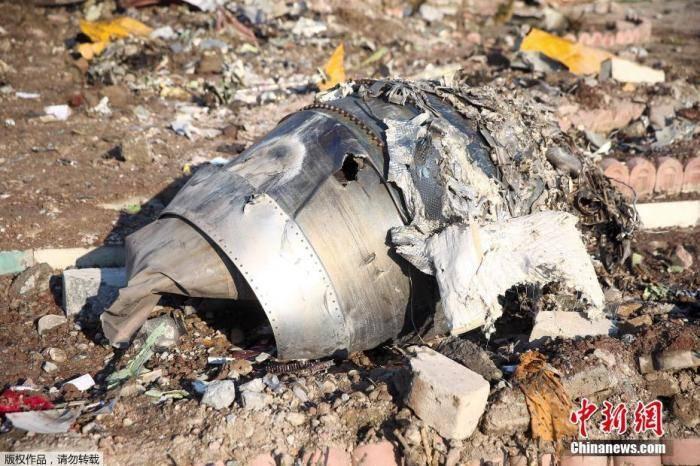 伊朗:乌克兰客机坠毁最关键的人为失误是雷达失准
