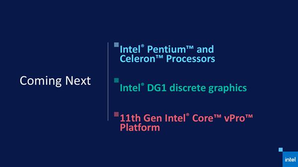 Intel 11代酷睿正式发布 近年来最大的一次飞跃的照片 - 12