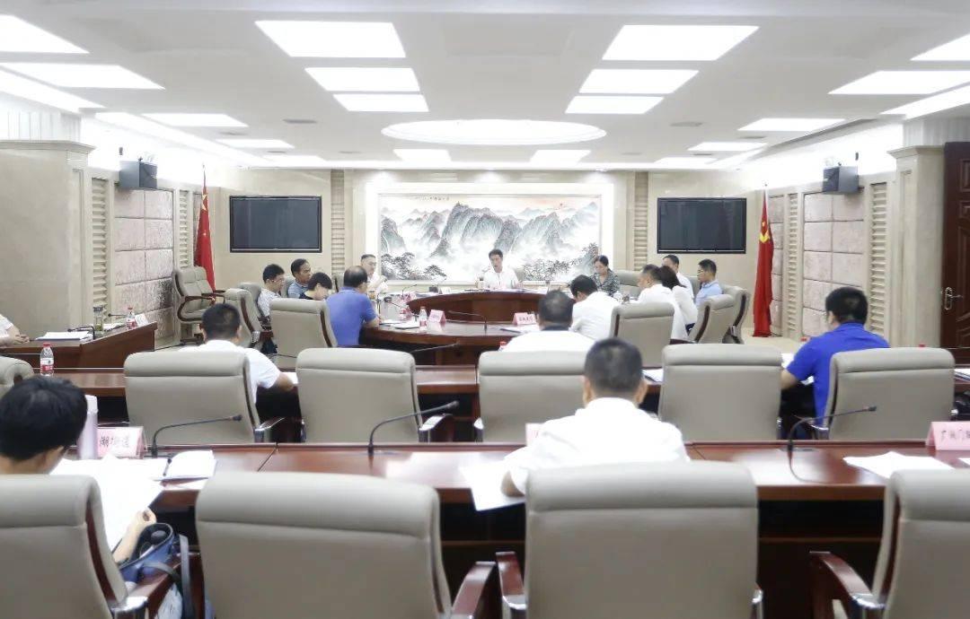 西湖区召开应对新冠肺炎疫情工作领导小组会议