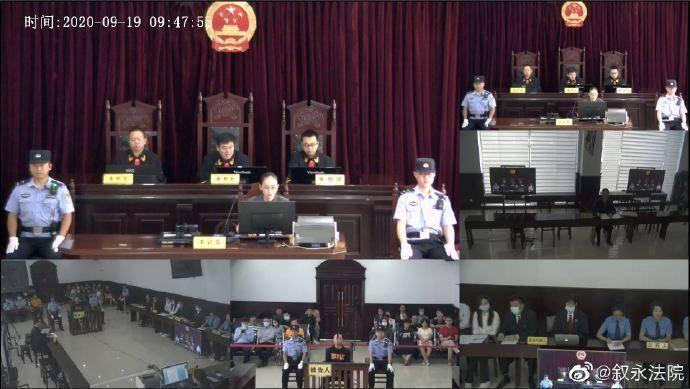 谭松韵母亲被撞案一审宣判:肇事司机马明弘获刑6年