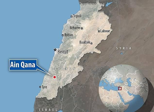 """黎巴嫩又发生大爆炸:因""""技术性失误"""",真主党军火库被炸毁"""