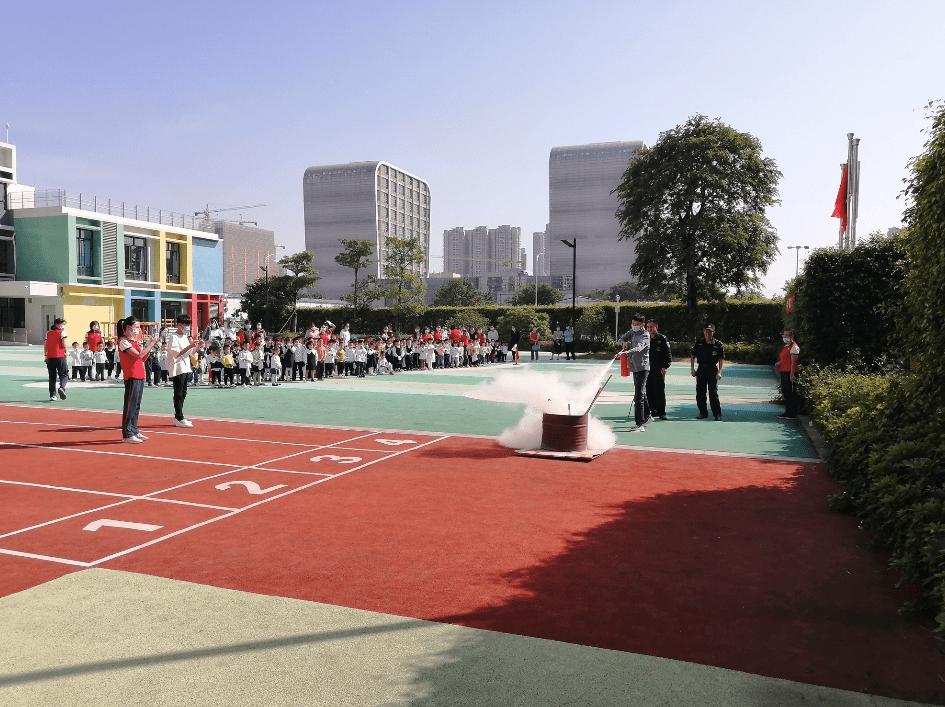 广东入校园,进社区……桥中街组织开展119消防安全月活动!