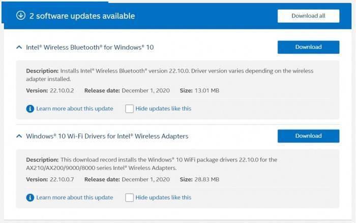 Intel、NVIDIA和AMD发布适用于Win10的重大驱动更新的照片 - 4