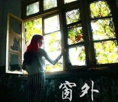 赵梅燕 :窗外