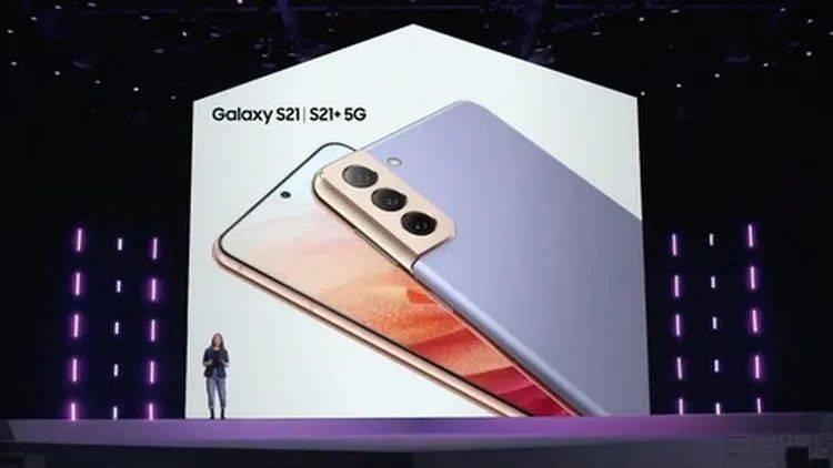 """三星又一次通过Galaxy S21 5G系列给出了""""机皇""""的例子"""