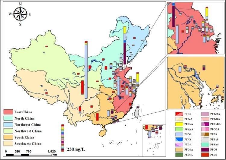 清华大学研究报告称国内多城市饮用水含高浓度PFAS,自贡连云港回应:符合国家标准