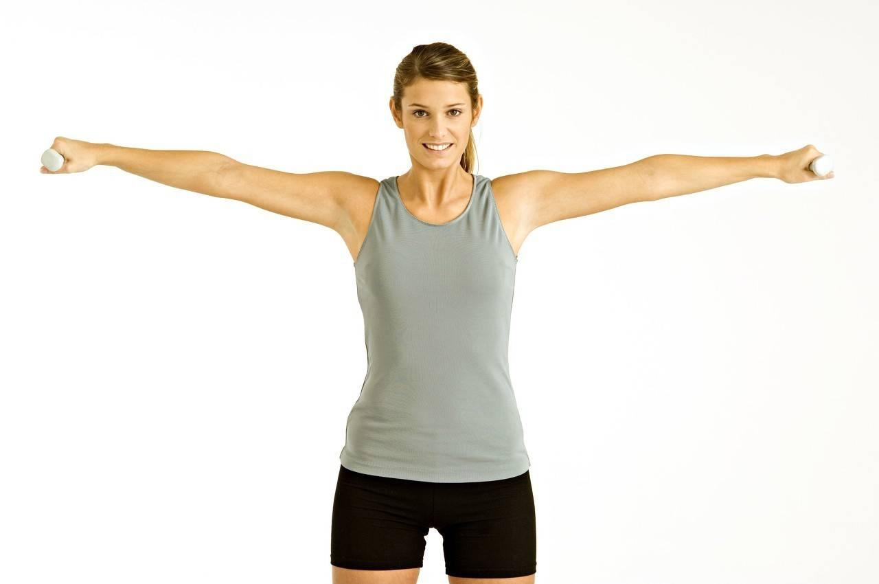 这组健身动作能提高基础代谢,调节身体湿气,高效减脂_运动