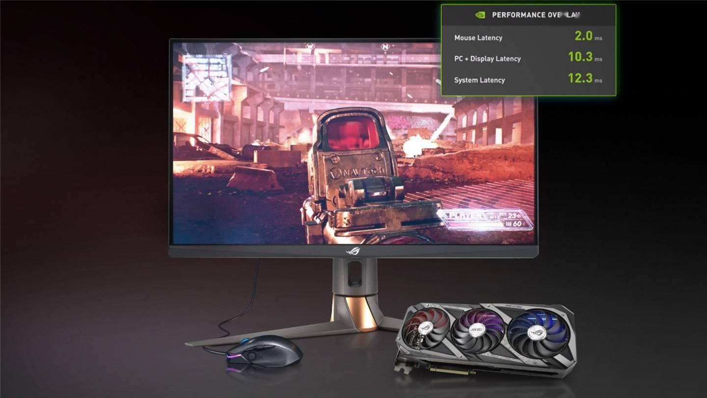 华硕推出 ROG Swift PG279QM 游戏显示器