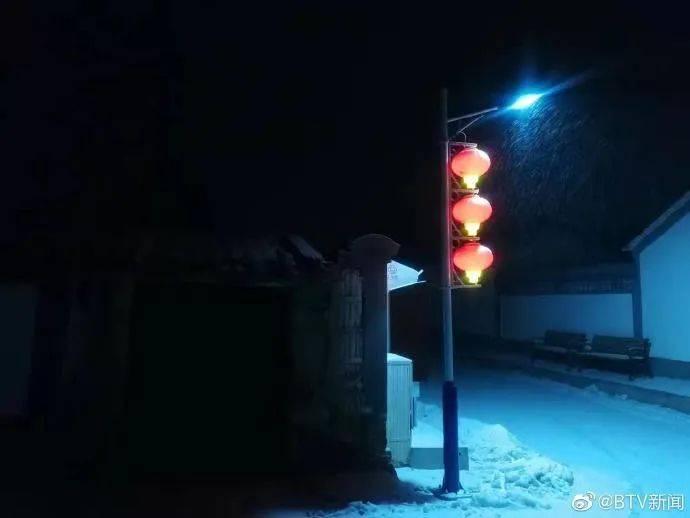 北京今夜大部地区或有小雪现身
