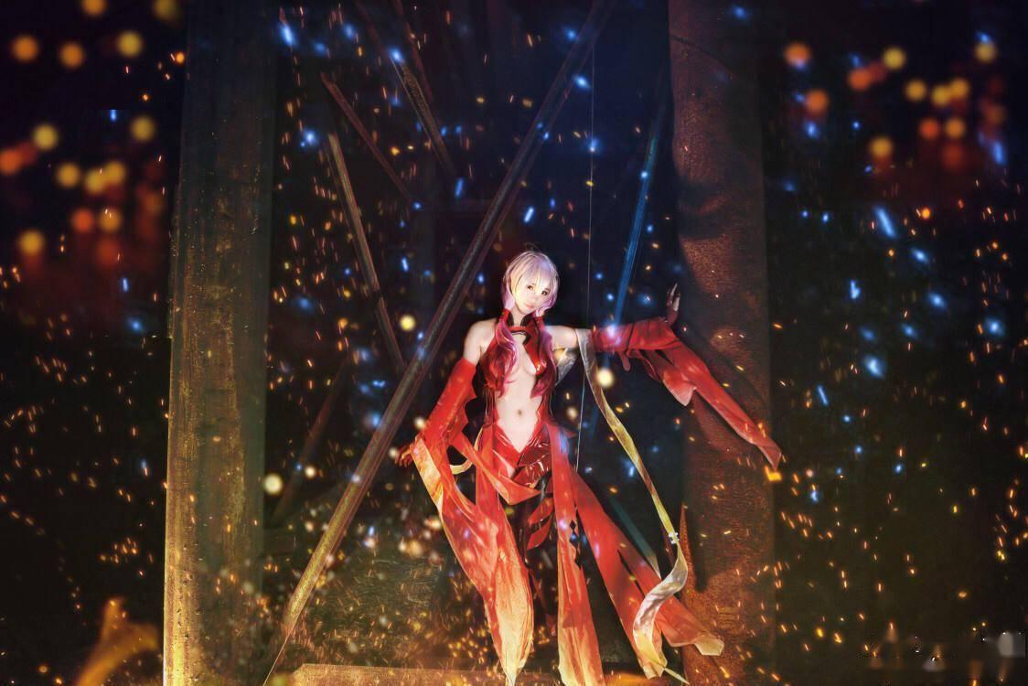 《罪恶王冠》楪祈cosplay_@Ciciv_