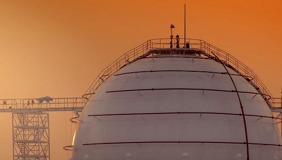 LNG价格高位回落,一周下降超三成