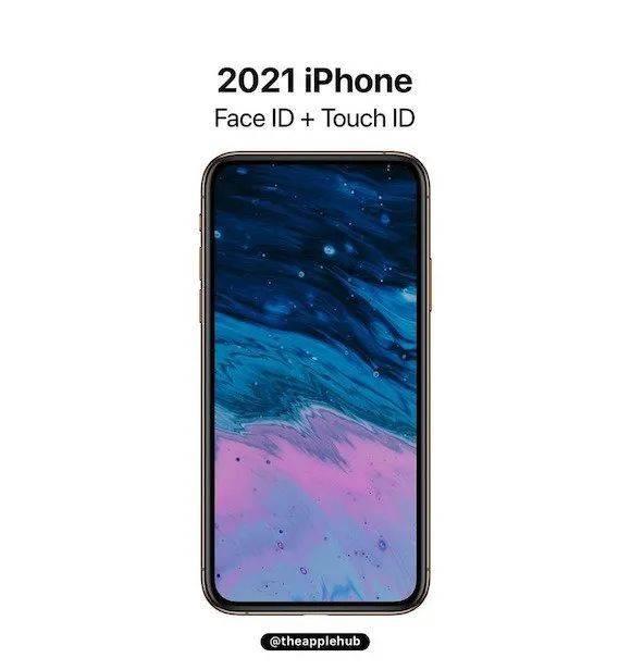 苹果或很快将Touch ID带回iPhone 13