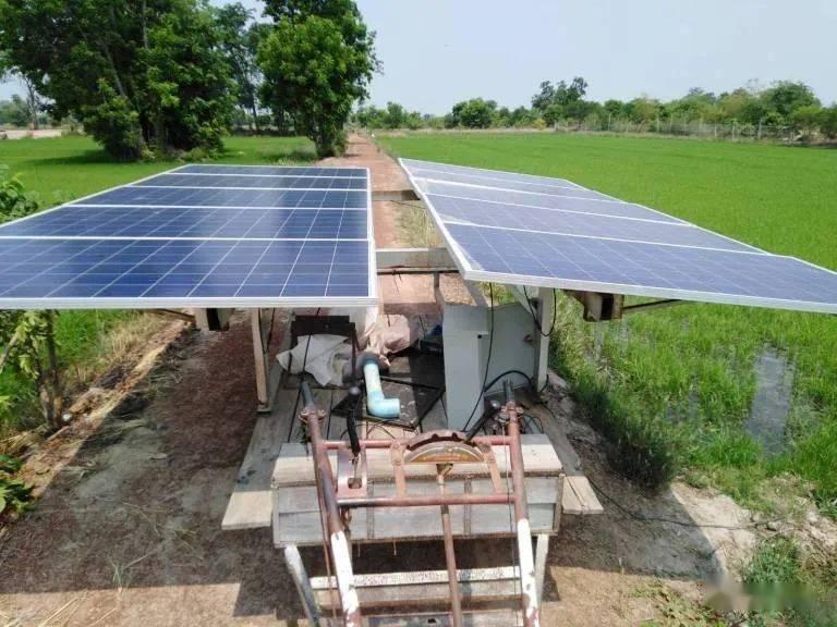泰国能源部启动了一个24亿泰铢的光伏村扶贫项目