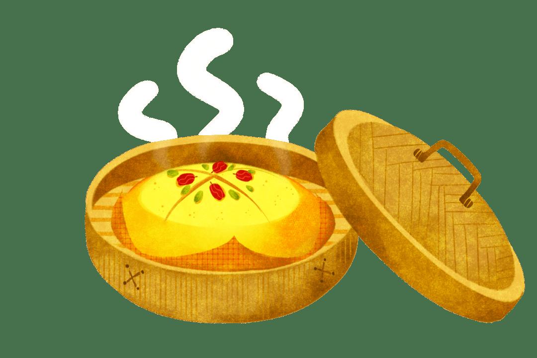 【妈妈的恋爱时光-妈妈的宝贝厨房】胡萝卜苹果蒸糕可以补钙明目,自带甜香!
