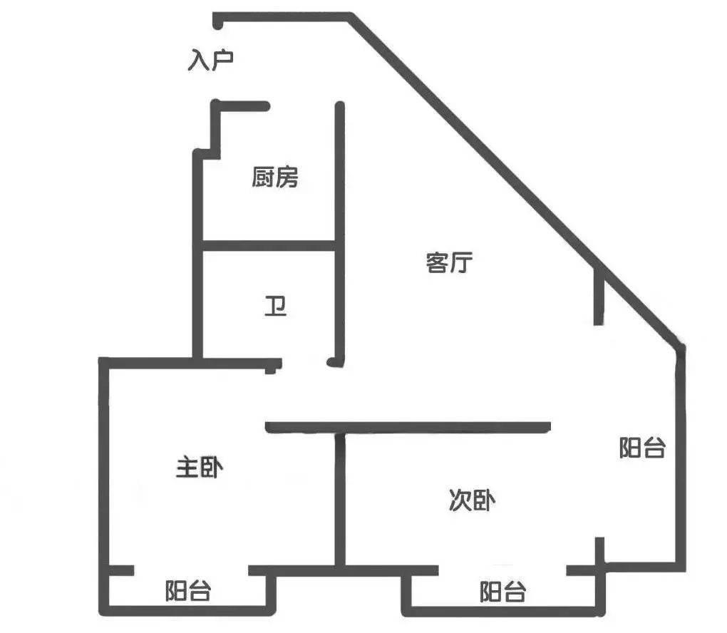 前滩九宫格第一排,最新户型图曝光!