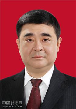 占勇当选九江市政协主席(图