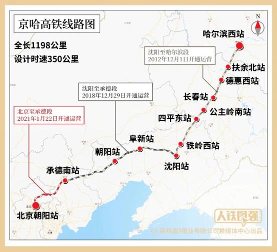 今早7:45京沈高铁通车,时间减半房价翻倍?
