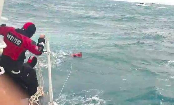 韩国一艘339吨级渔船沉没 致3人失踪