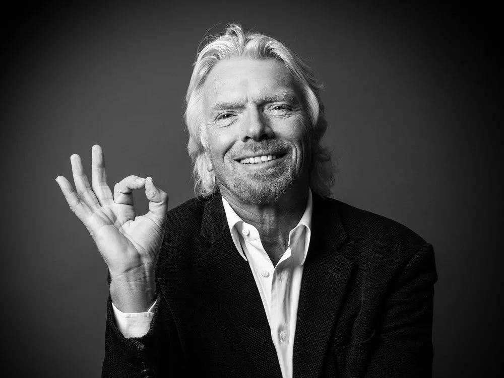 """创业""""顽童""""布兰森:一帆风顺是骗人的!冒险是商业变革的真理"""